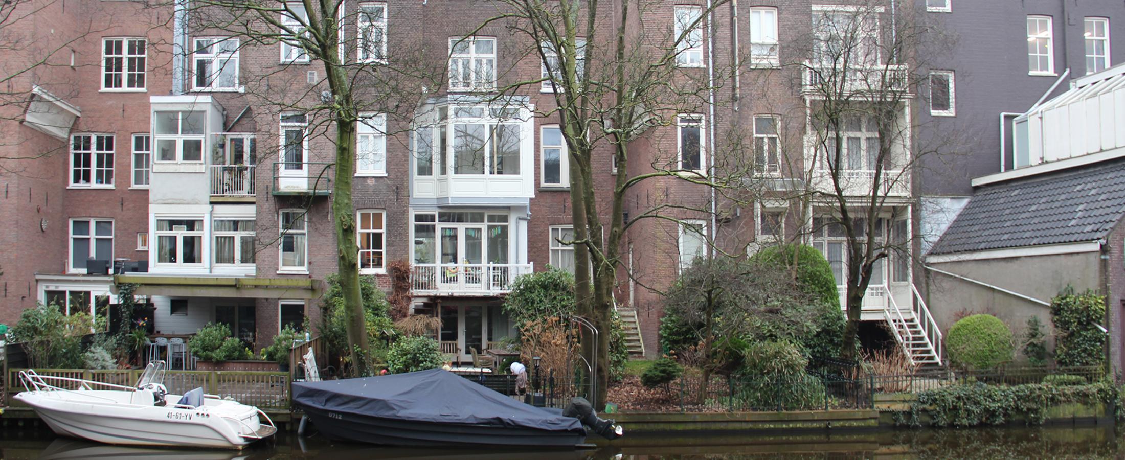 Herenhuis Weteringschans, Amsterdam