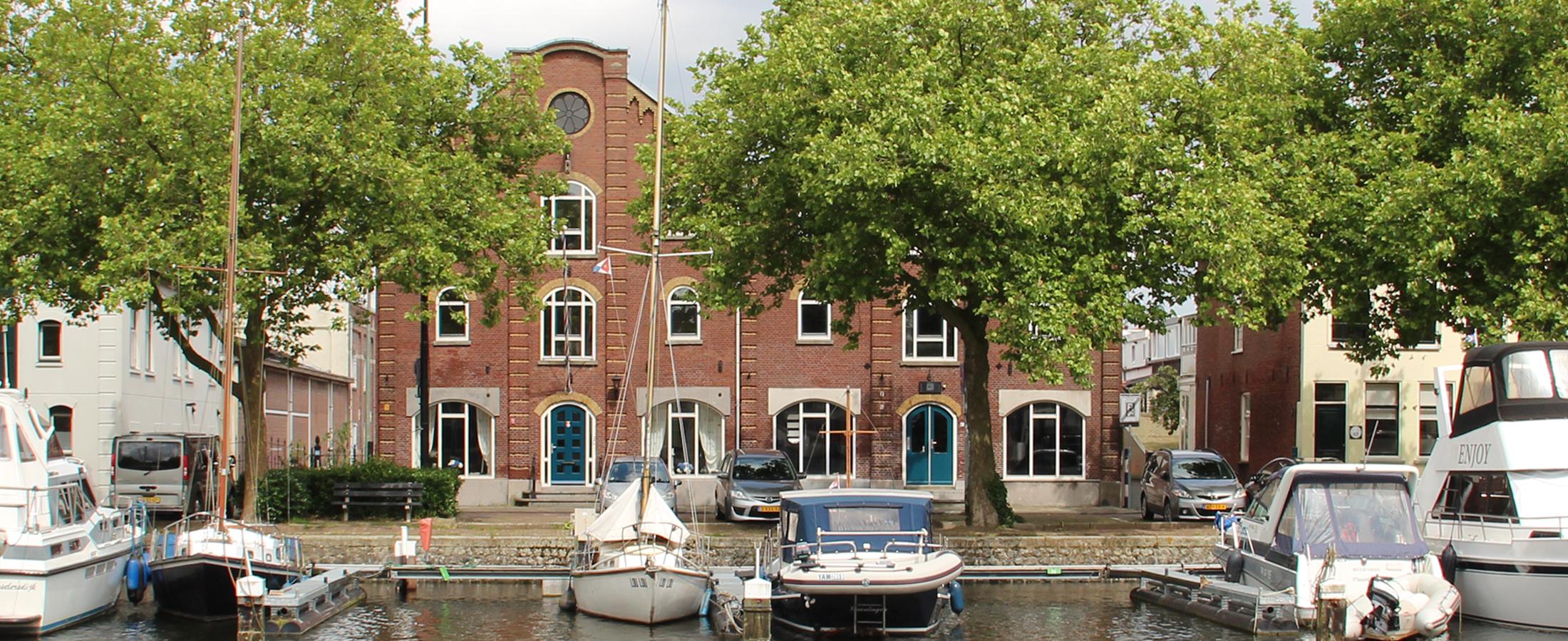 Pakhuis Oosthavenkade, Vlaardingen