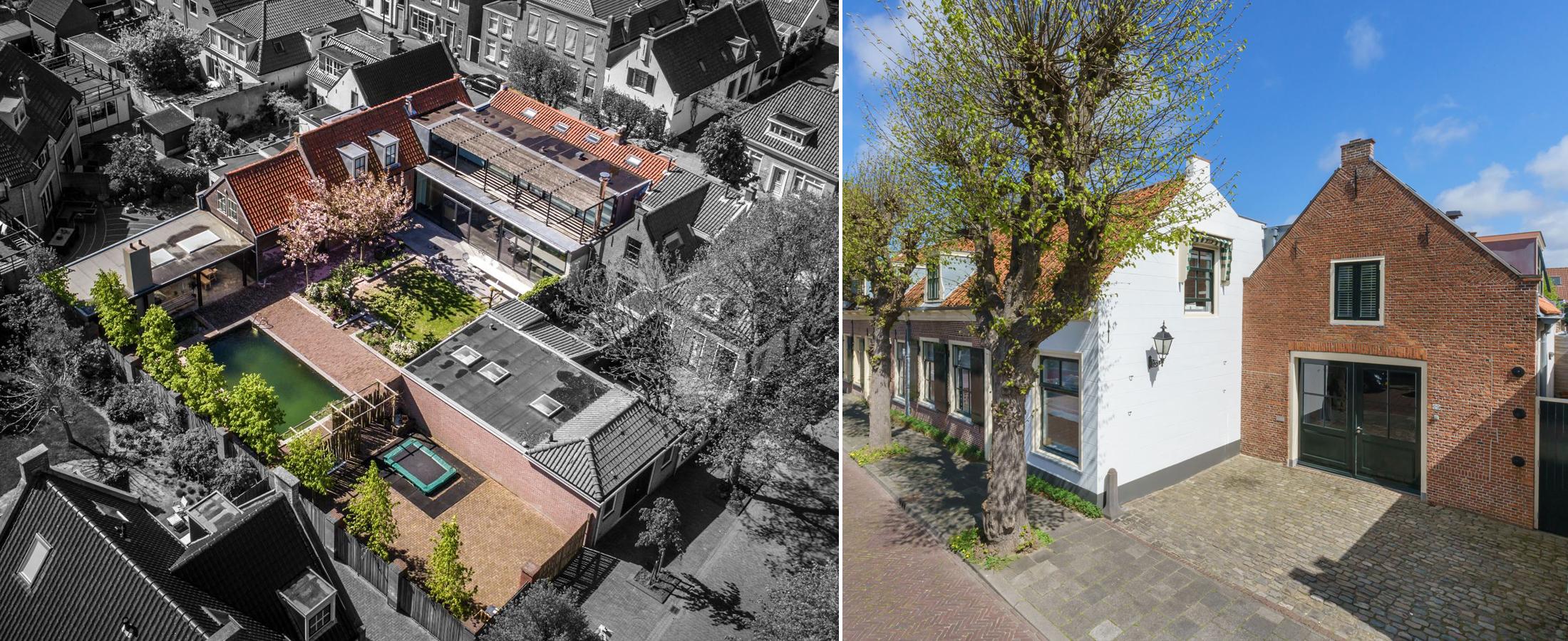Woonhuis Kerkstraat, Katwijk